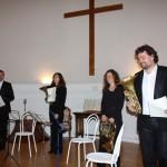 David GUERIER - Quatuor de cor et orgue