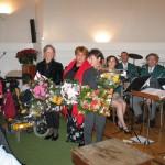 Susan BELL, Christine RINGWALT, Martine ROUFF et Armonie de Ferney