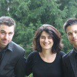 Jean Luc Ho, Sandrine Dupré et Adrien Mabire