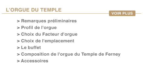 Orgue – Les Amis de l'Orgue du Temple de Ferney-Voltaire